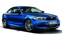 2013 BMW 1 Series, Front quarter view., exterior, manufacturer
