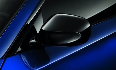 2013 BMW 1 Series, Side View mirror., exterior, manufacturer