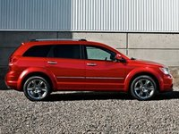 2013 Dodge Journey, Side View copyright AOL Autos., exterior, manufacturer