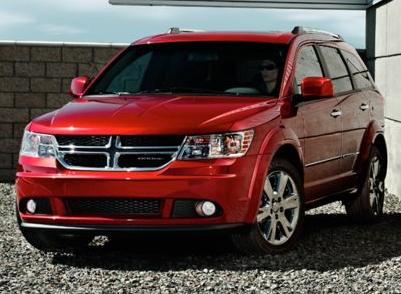 2013 Dodge Journey, Front quarter view copyright AOL Autos., exterior, manufacturer