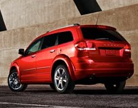 2013 Dodge Journey, Back quarter view copyright AOL Autos., manufacturer, exterior
