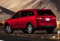 2013 Dodge Journey, Back quarter view., exterior, manufacturer