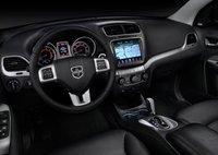 2013 Dodge Journey, Front Seat., interior, manufacturer