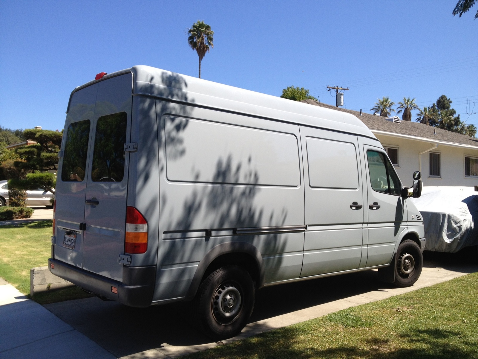 Picture of 2006 Dodge Sprinter Cargo 2500 High Roof 140 WB 3dr Ext Van