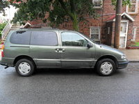 2002 Mercury Villager Overview