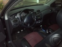 2004 Ford Focus SVT 2 Dr STD Hatchback picture, interior