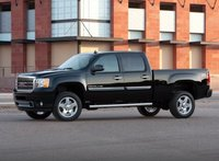 2013 GMC Sierra 2500HD, Side View copyright AOL Autos., exterior, manufacturer