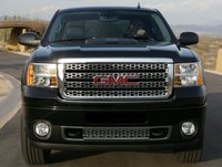 2013 GMC Sierra 2500HD, Front View copyright AOL Autos., exterior, manufacturer