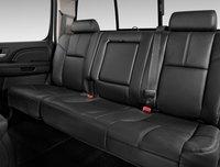 2013 GMC Sierra 2500HD, Back quarter view copyright AOL Autos., exterior, manufacturer