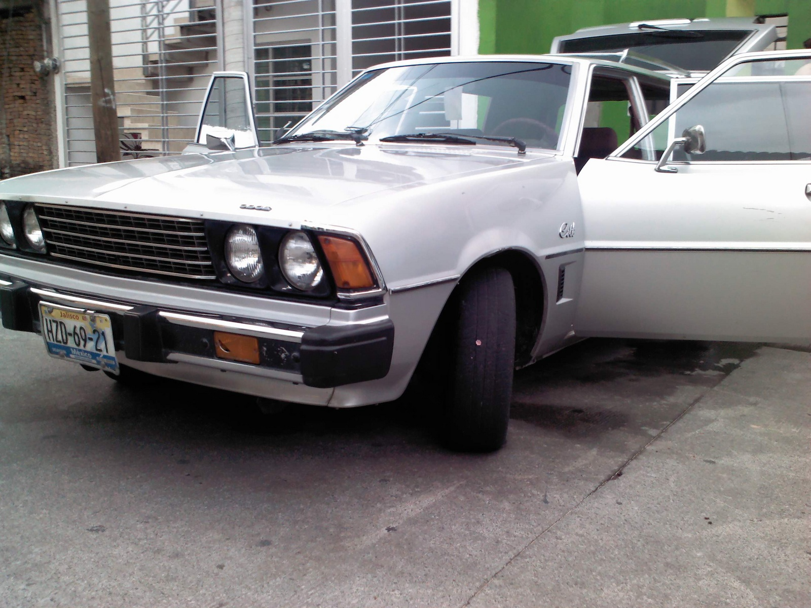 Mitsubishi And Tagged Dodge Colt Galant Pictures