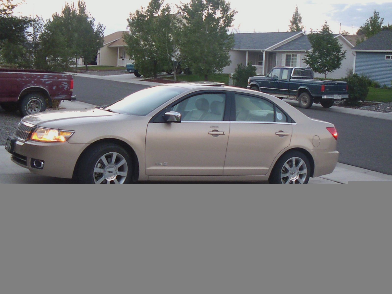 2007 Lincoln MKZ - Pictures - CarGurus
