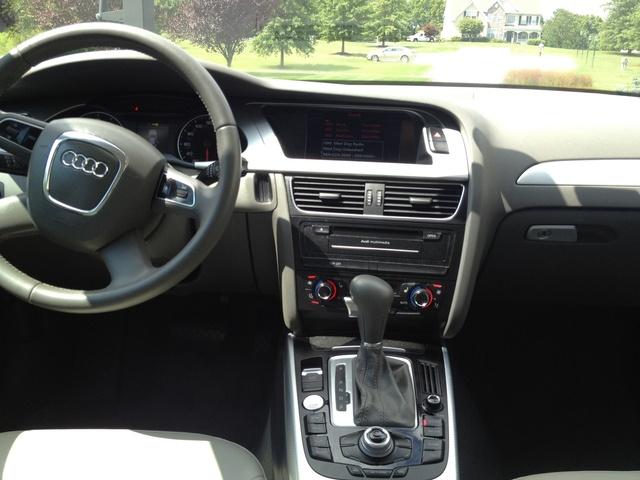 2010 Audi A4 Interior Pictures Cargurus