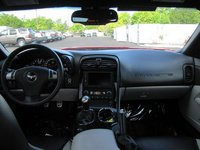 Picture of 2009 Chevrolet Corvette Z06 2LZ, interior, gallery_worthy