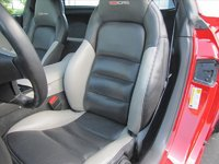 Picture of 2009 Chevrolet Corvette Z06 2LZ, interior