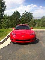 Picture of 2009 Chevrolet Corvette Z06 2LZ, exterior