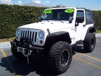 Picture of 2008 Jeep Wrangler Unlimited X 4WD, exterior, gallery_worthy