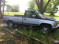 Picture of 1993 GMC Sierra 1500 K1500 SLE 4WD Extended Cab SB, exterior, gallery_worthy