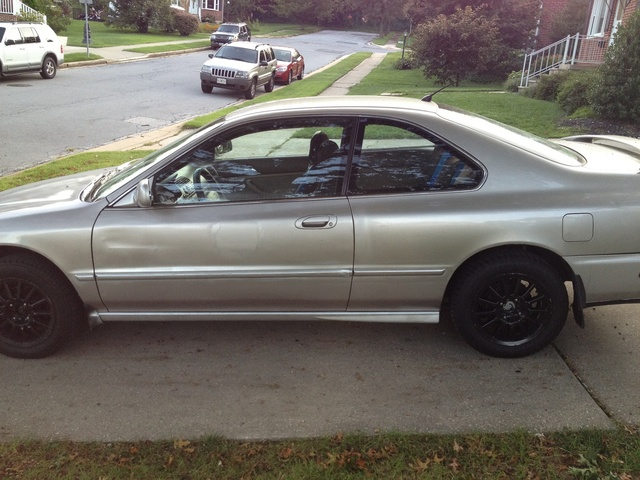 Picture of 1996 Honda Accord LX Coupe, exterior