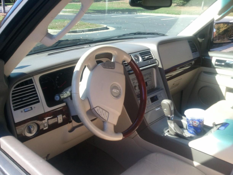 2004 Lincoln Navigator Interior Pictures Cargurus