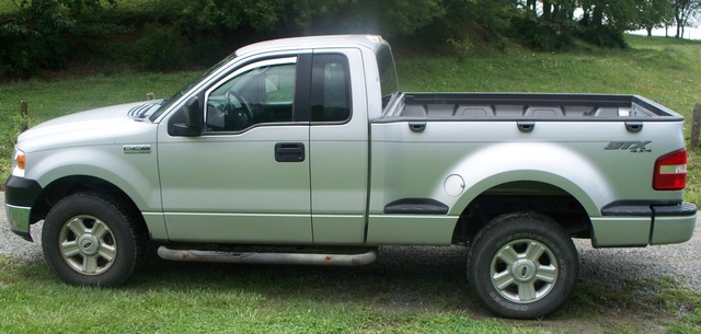 Ford F Stx Flareside Wd Pic X