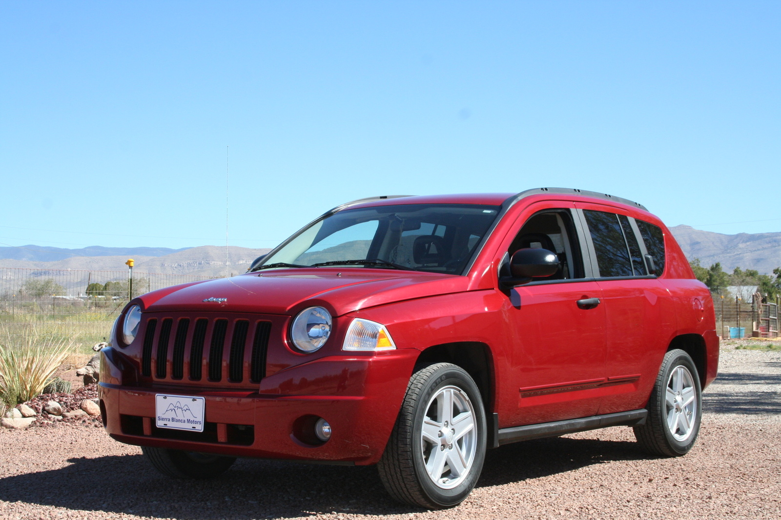 2008 Jeep Compass Pictures Cargurus