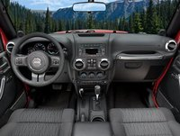 2013 Jeep Wrangler, Front Seat copyright AOL Autos., manufacturer, interior