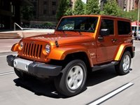 2013 Jeep Wrangler, Front quarter view copyright AOL Autos., exterior, manufacturer