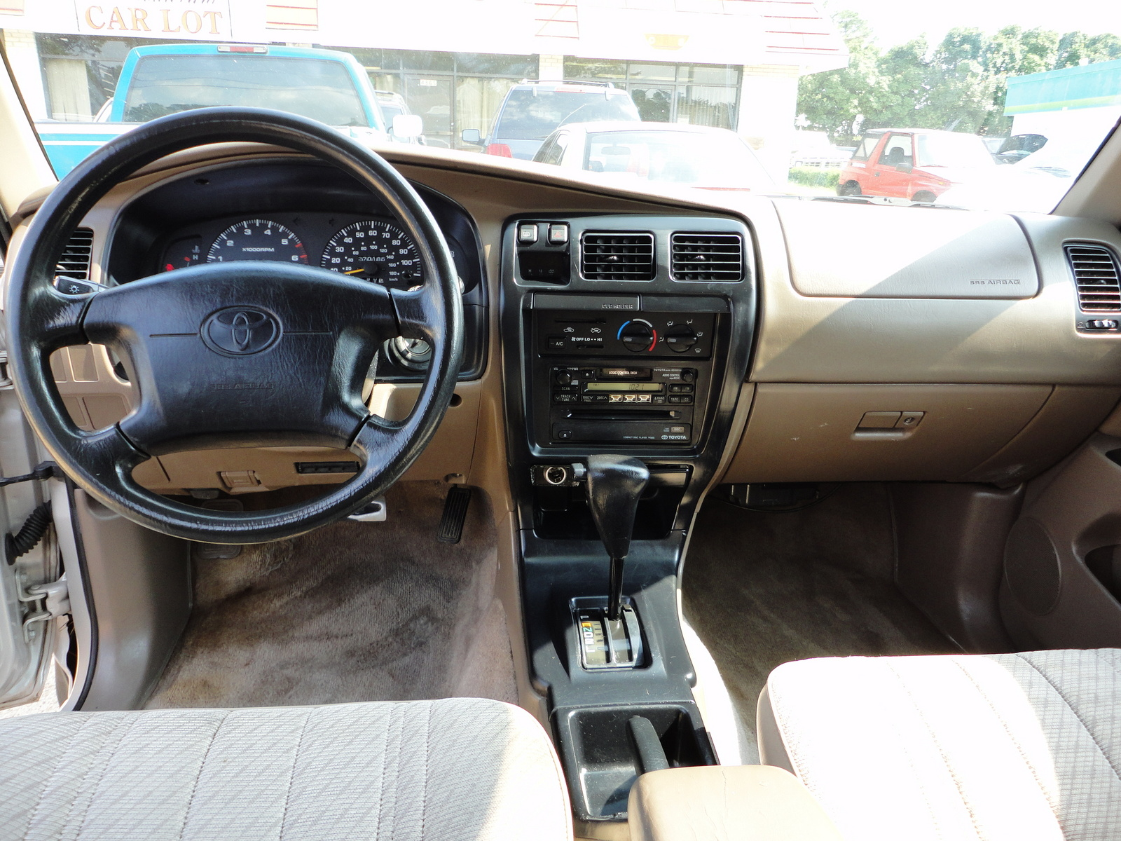 1998 Toyota 4runner Pictures Cargurus