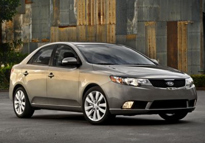 2013 Kia Forte, Front quarter view copyright AOL Autos.., exterior, manufacturer, gallery_worthy