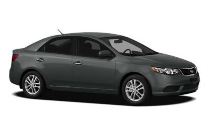 2013 Kia Forte, Front quarter view copyright AOL Autos., exterior, manufacturer
