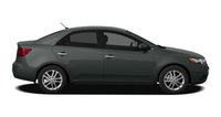 2013 Kia Forte, Side View copyrigt AOL Auto. , exterior, manufacturer, gallery_worthy