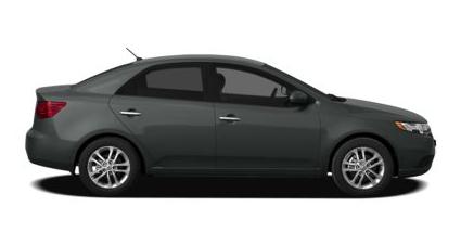 2013 Kia Forte, Side View copyrigt AOL Auto. , exterior, manufacturer