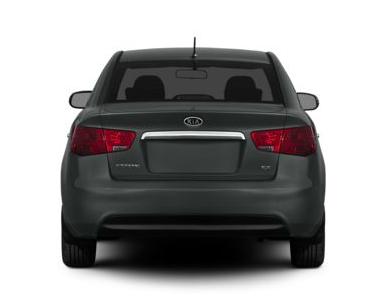2013 Kia Forte, Back quarter view copyright AOL Autos., exterior, manufacturer
