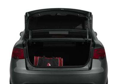 2013 Kia Forte, Trunk open copyright AOL Autos. , exterior, manufacturer