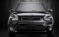 2013 Kia Soul, Front View., exterior, manufacturer