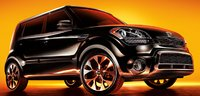 2013 Kia Soul, Front View., exterior, manufacturer, gallery_worthy
