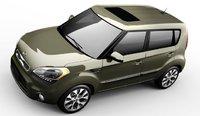2013 Kia Soul, Front View., exterior, interior, manufacturer
