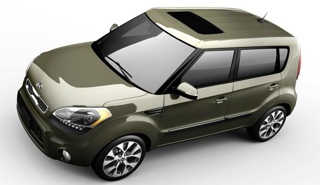 2013 Kia Soul, Front View., interior, exterior, manufacturer