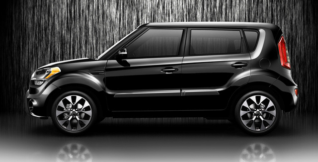 2013 Kia Soul, Side View, exterior, manufacturer, gallery_worthy