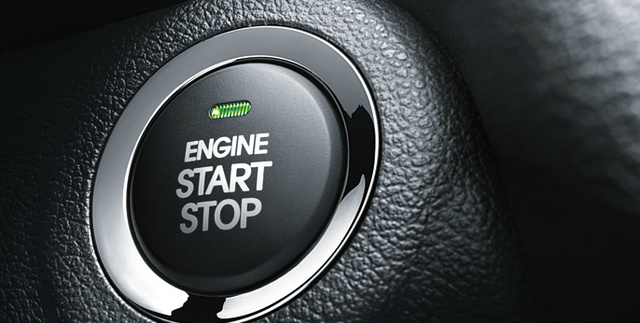2013 Kia Soul, Start Engine Button., interior, manufacturer