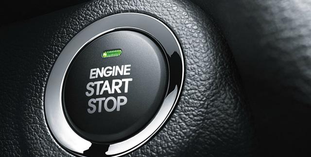 2013 Kia Soul, Start Engine Button., interior, manufacturer