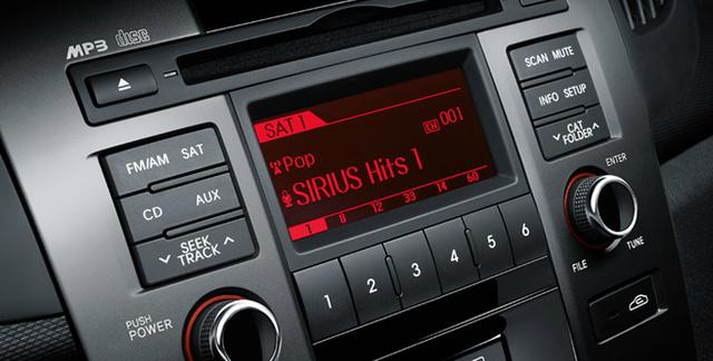 2013 Kia Soul, Stereo., interior, manufacturer