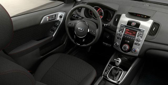 2013 Kia Soul, Front Seat., interior, manufacturer