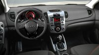 2013 Kia Soul, Front Seat View. , interior, manufacturer