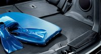 2013 Kia Forte5, Back Seat., interior, manufacturer