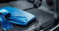 2013 Kia Forte 5-Door, Back Seat., manufacturer, interior