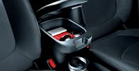 2013 Kia Forte 5-Door, Close up of Back Seat., manufacturer, interior