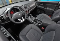 2013 Kia Sportage, Front Seat., interior, manufacturer