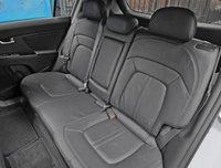 2013 Kia Sportage, Back Seat., interior, manufacturer