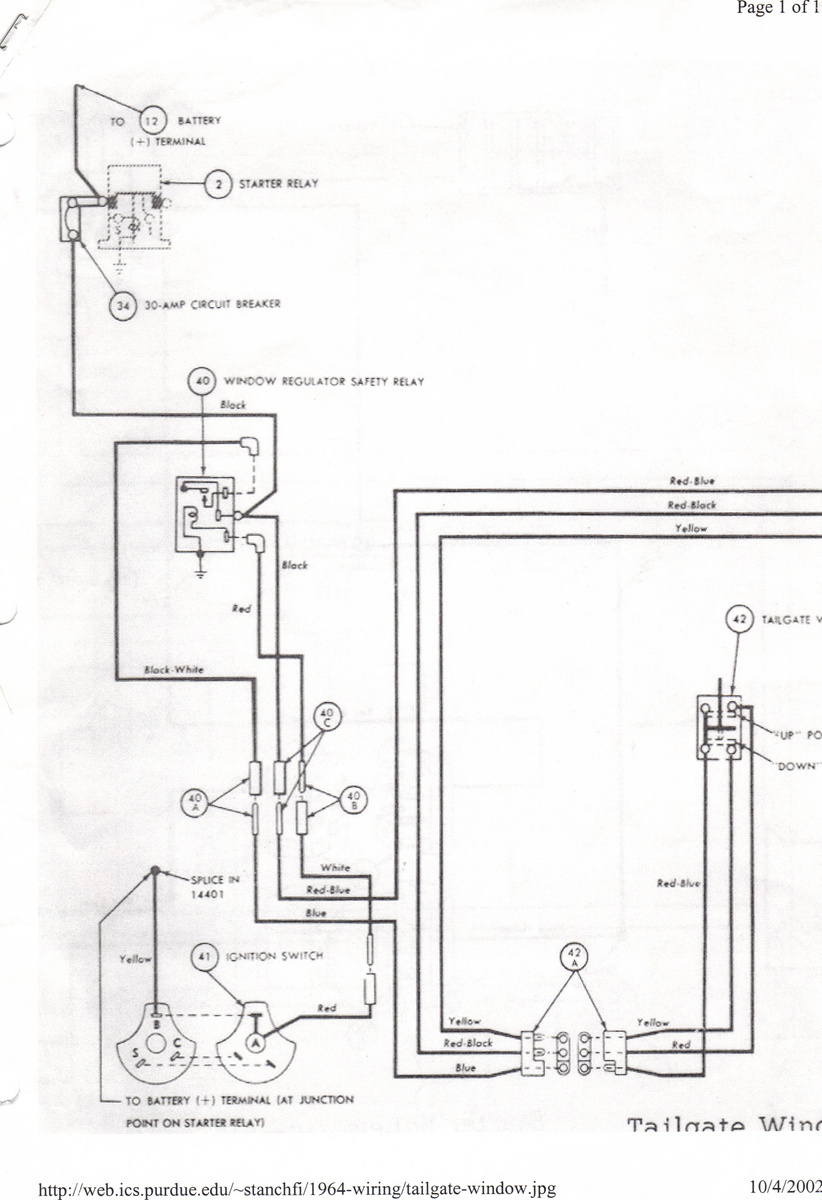 mercury monterey questions i have a 1964 montclair the breezeway rh cargurus com Mercury Outboard Wiring Schematic Diagram Mercury 60 HP Wiring Diagram